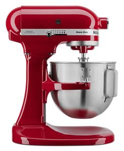 4.8 L Bowl-Lift Stand Mixer plus complimentary Ice Cream Maker Attachment